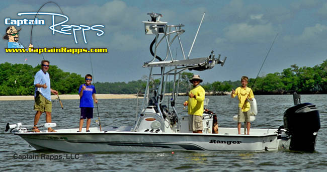 captain austin acosta everglades city chokoloskee fishing guide charters