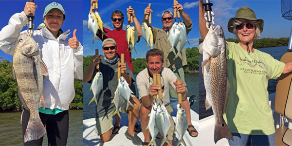 Captain Rapps chokoloskee everglades city fishing charters and guides 10000 islands florida