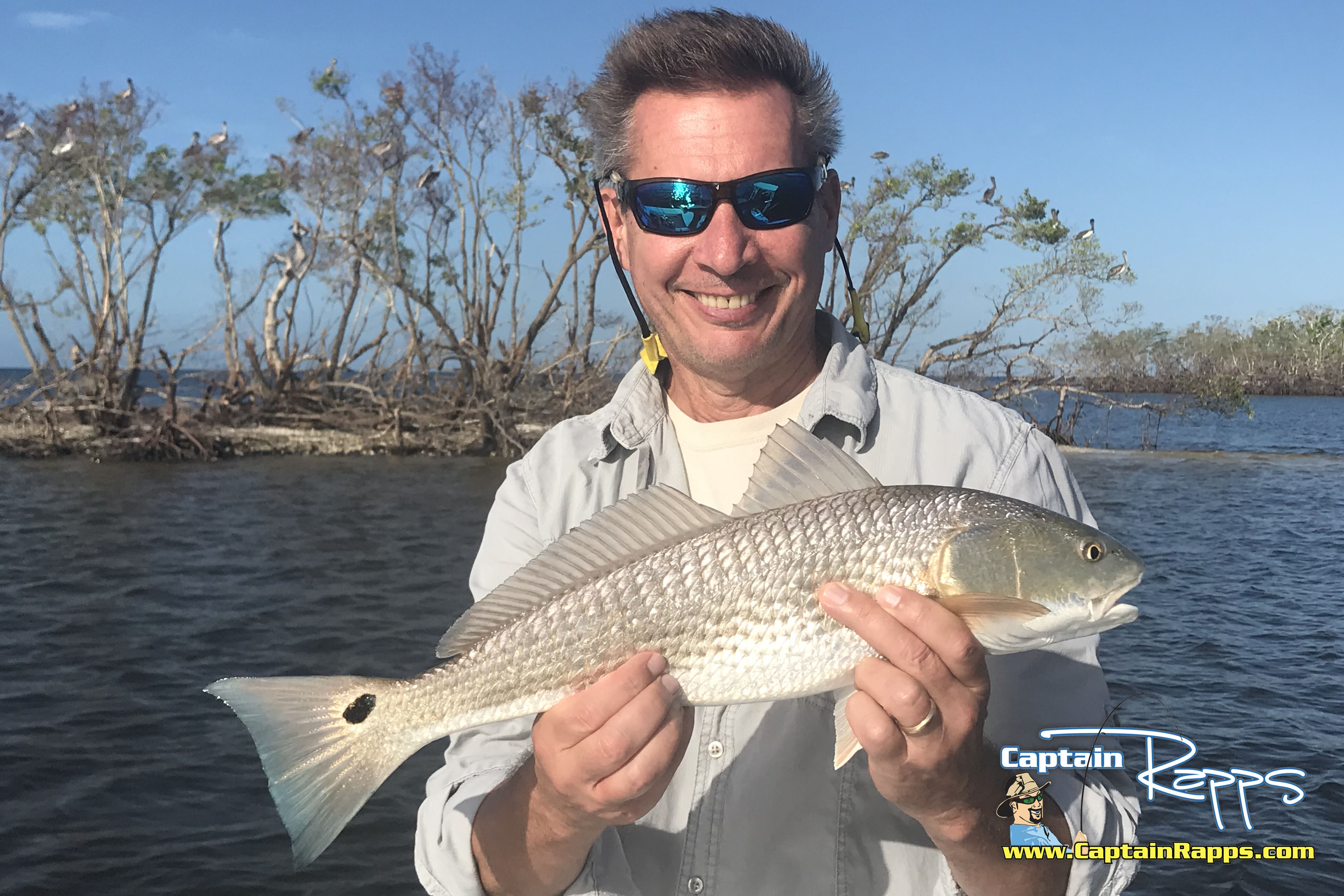 Dan Lynch fishing charters everlgades city chokoloskee