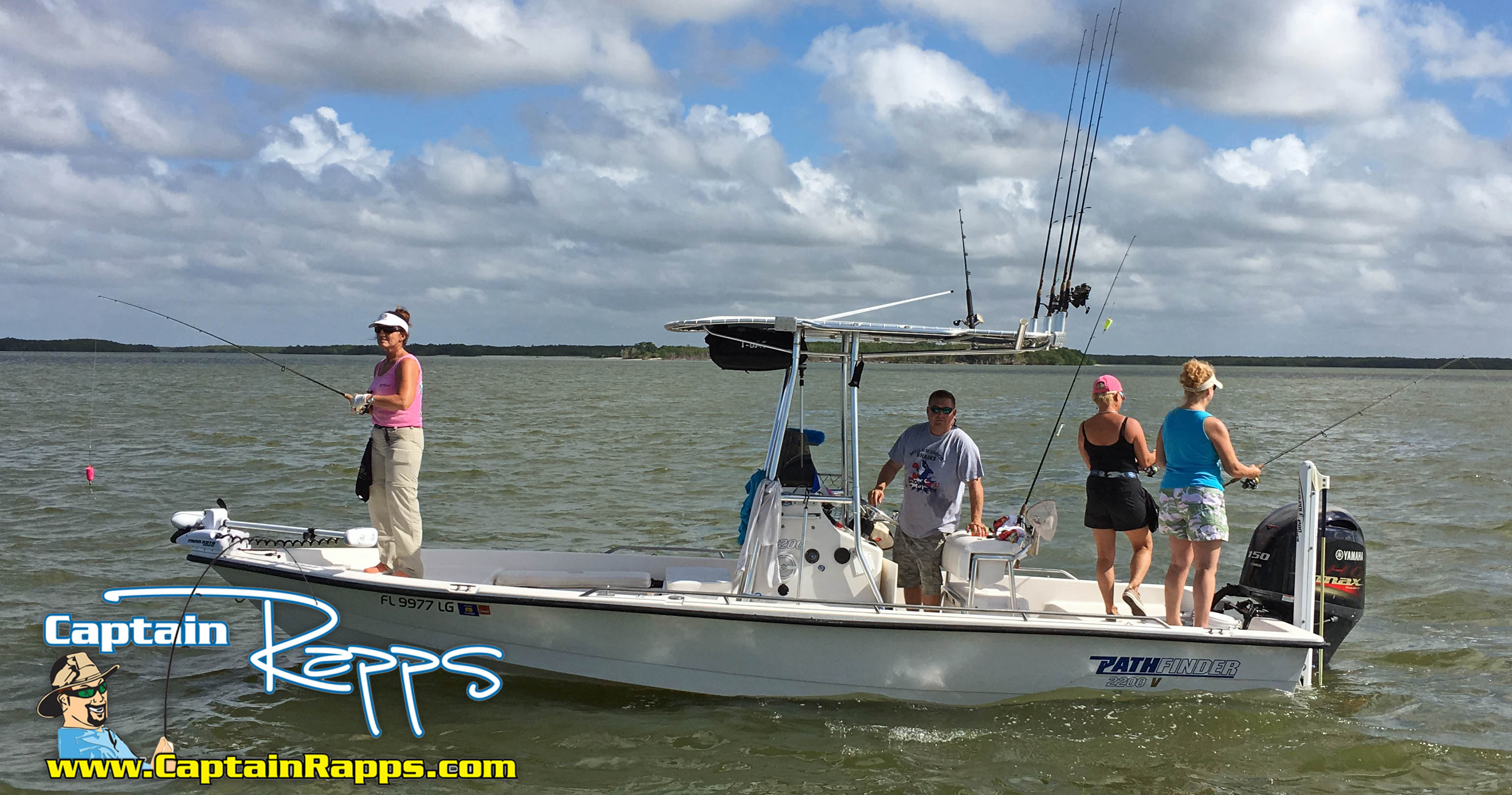captain John dant everglades city fishing guide charters chokoloskee
