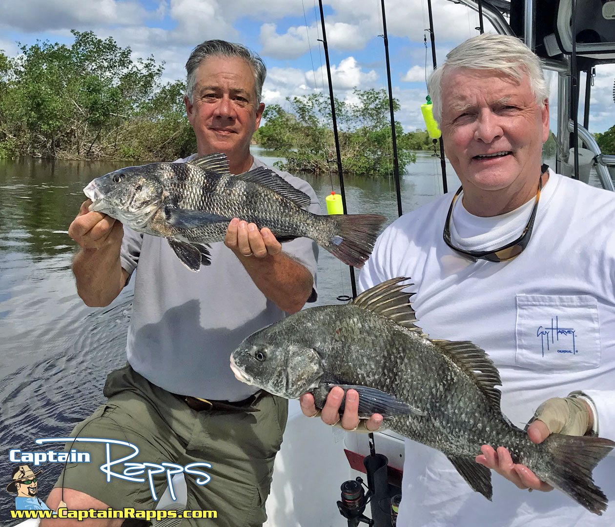 Captain Austin Acosta everglades city chokoloskee fishing guides and charters florida