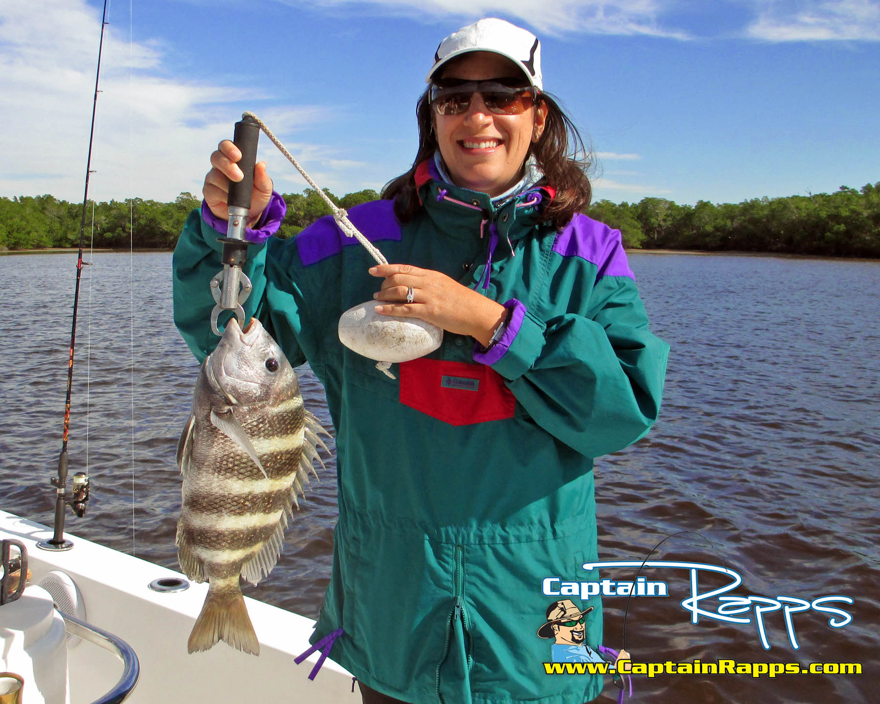 captain rapps everglades city chokoloskee fishing charters