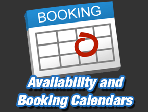 Availability and Booking Calendar