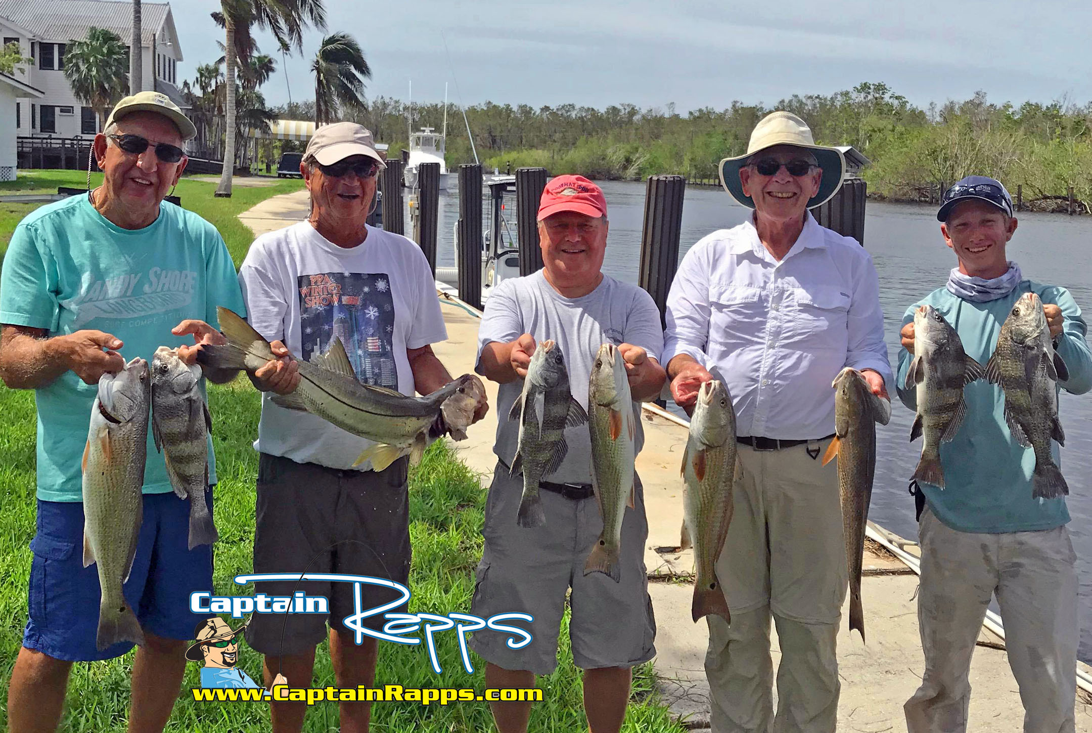 Nowicki crew windstar fishing club naples florida chokoloskee everglades city