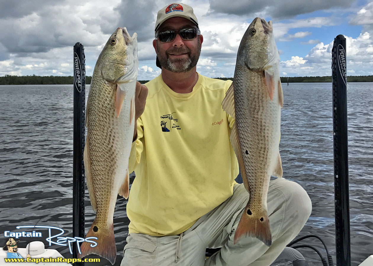 Pete Rapps chokoloskee everglades City fishing charters and guides florida