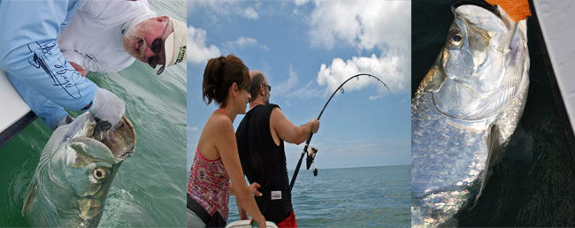 bahia honda tarpon charters florida keys fishing report
