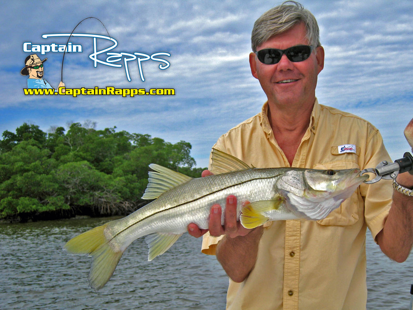 Chokoloskee fishing charter guide everglades city rapps redfish