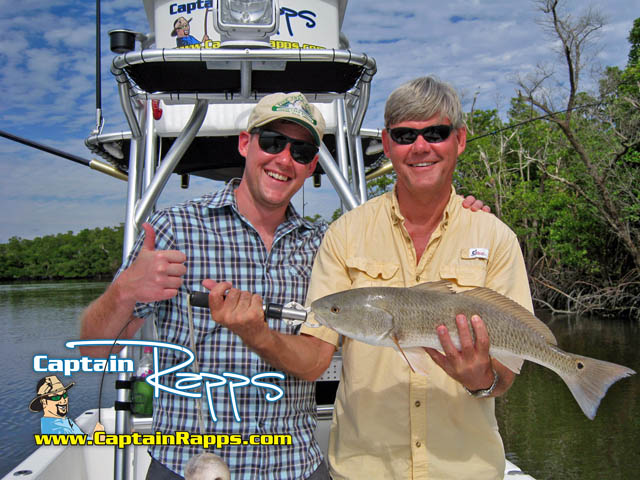 captain rapps chokoloskee 10000 island fishing charter report everglades