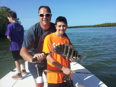 Joseph fishing charters chokoloskee everglades city 10000 islands florida