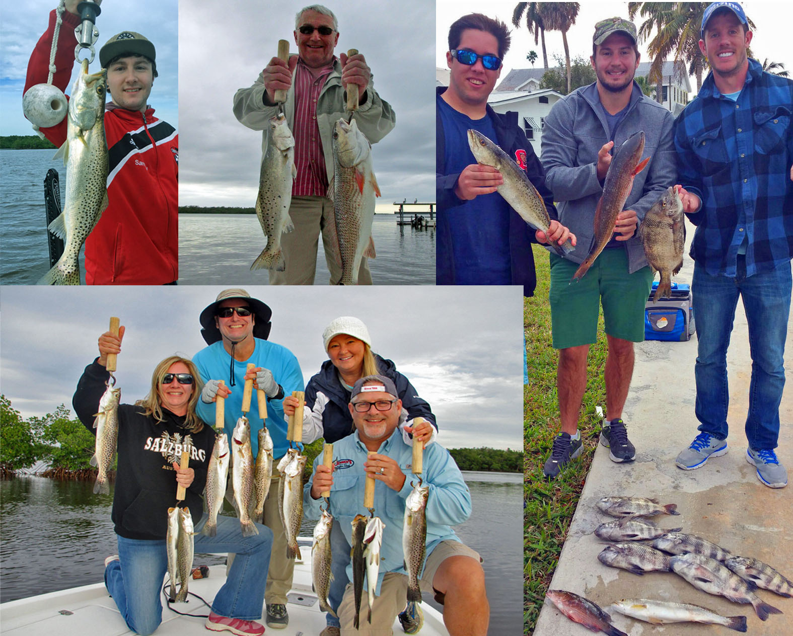 february 2016 fishing report everglades city chokoloskee 10000 islands fl