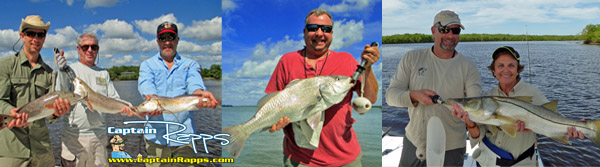 october fishing report chokoloskee everglades city goodland charter