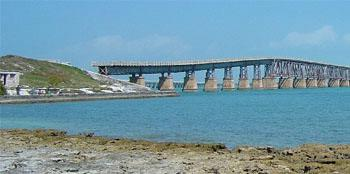 Bahia Honda State Park Bridge Fishing Tarpon Charter Guide